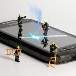 Prednosti popravila starega telefona