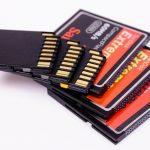 Profesionalno reševanje podatkov iz spominske kartice